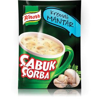 Knorr Çabuk Çorba Kremalı Mantar 22 G
