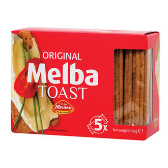 Melba Toast Kıtır Ekmek 100 G