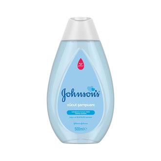 Johnson's Bebek Vücut Şampuanı 500 Ml