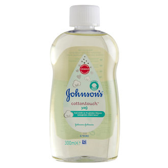 Johnsons Cottontouch Bebek Yağı 300 Ml