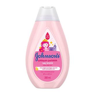 Johnson's Işıldayan Parlaklık Saç Kremi 300 Ml