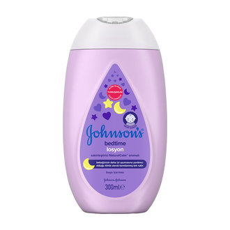 Johnson's Bedtime Bebek Losyonu 300 Ml