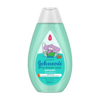 Johnson's Kral Şakir Söz Dinleyen Saçlar Şampuan 500 Ml
