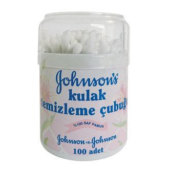 Johnson's Kulak Çubuğu 100'Lü