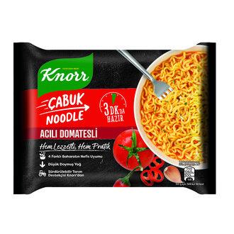 Knorr Acılı Domatesli Çabuk Noodle 67 G