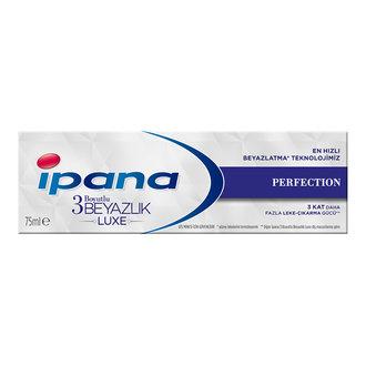 Ipana 3 Boyutlu Beyazlık Luxe Perfection Diş Macunu 75 Ml