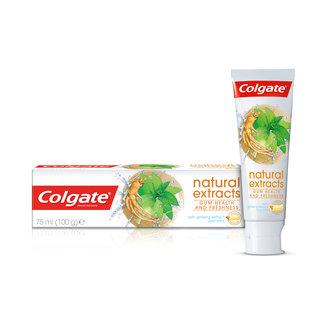 Colgate Natural Extracts Ginseng  Diş Macunu 75 Ml