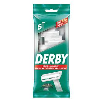 Derby Tek Bıçak Poset 5'Li