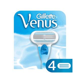 Gillette Venus Yedek Kadın Tıraş Bıçağı 4'Lü