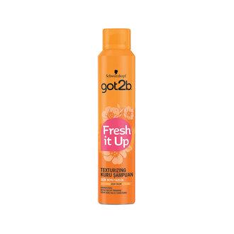 Got2B Kuru Şampuan Fresh It Up Extra Fresh 200 Ml