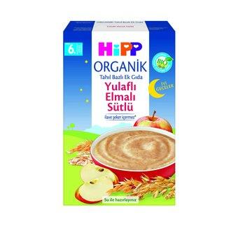 Hipp Organik İyi Geceler Yulaflı Elmalı Ek Gıda 250 G