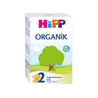 Hipp 2 Organik Devam Sütü 300 G