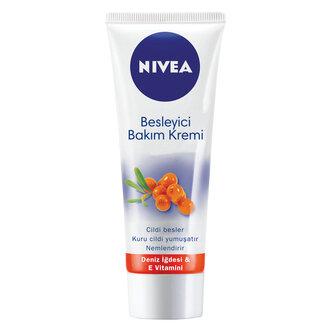 Nivea E Vitaminli Besleyici El Kremi 75 Ml