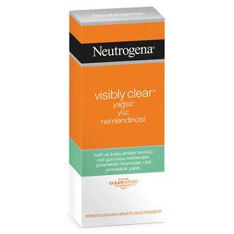 Neutrogena Visibly Clear Yağsız Nemlendirici 50 Ml