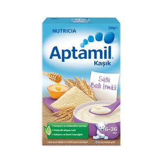 Aptamil Sütlü Ballı İrmikli 250 G