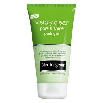 Neutrogena Visibly Clear Pore&shine Peeling Jel 150 Ml