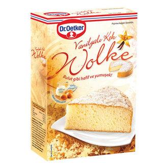 Dr.Oetker Wolke Vanilyalı Kek Karışımı 430 G
