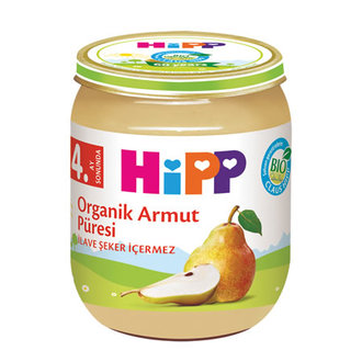 Hipp Organik Armut Püresi 125 G