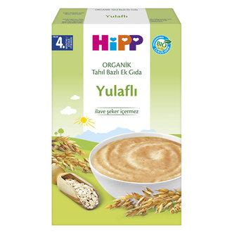 Hipp Organik Yulaflı Tahıl Bazlı Ek Gıda 200 G