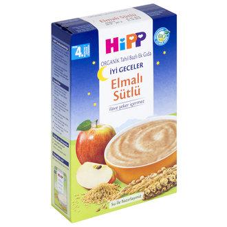 Hipp Organik İyi Geceler Elmalı Sütlü Tahıllı Ek Gıda 250 G