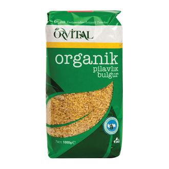 Orvital Organik Pilavlık Bulgur 1000 G