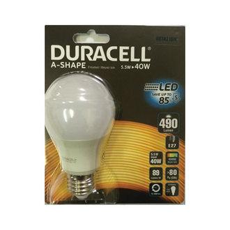 Duracell Led A60-e27 5.5W (40W) Beyaz