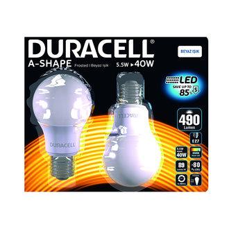 Duracell Led A60-e27 5.5W (40W)
