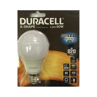 Duracell Led A60-e27 8.8W (60W) Sarı