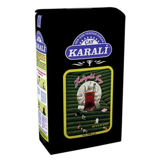 Karali Hediyelik Siyah Çay 1000 G