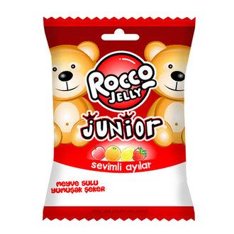 Rocco Jelly Junior Sevimli Ayılar 80 G