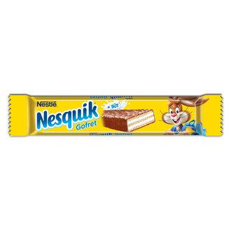 Nestle Nesquik Gofret Sütlü Çikolata 26,7 G