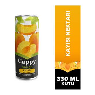 Cappy Bahçe Kayısı Nektarı Kutu 330 ML
