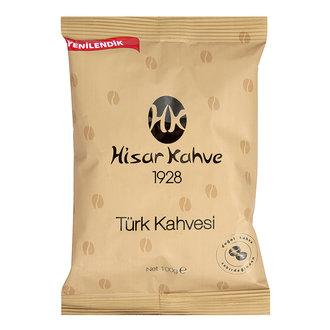 Hisar Türk Kahvesi 100 G