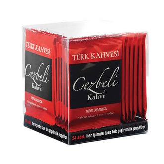 Cezbeli Türk Kahvesi 168 G ( 24 Adet )