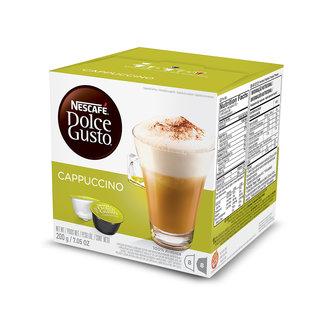 Nescafe Dolce Gusto Cappuccino 186 G