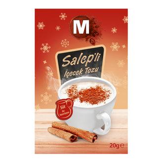 Migros Salep'lı İçecek Tozu 20 G