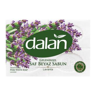 Dalan Banyo Sabunu Beyaz Lavanta  4X150 G