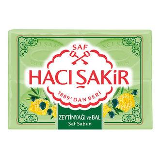 Hacı Şakir Zeytinyağ & Bal Kalıp Sabun 4X150 G