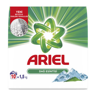 Ariel Toz Çamaşır Deterjanı Dağ Esintisi 1,5 Kg