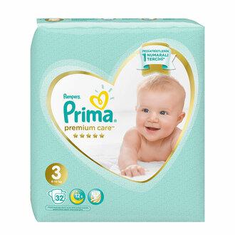 Prima Premium Care İkiz Paket Midi 3 No 32'li