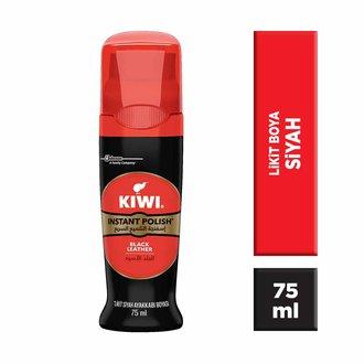 Kiwi Likit Ayakkabı Boyası Siyah 75 Ml