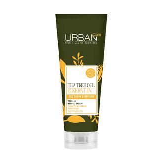 Urban Care Tea Tree Oil&Keratin Saç Bakım Şampuanı 250 Ml